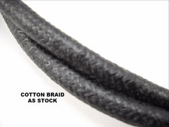 56628-49 Throttle And Spark Control Cloth Braided Cable Assembly USA