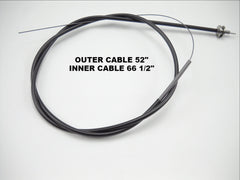 56628-49A Throttle And Spark Control PVC Cable Assembly USA
