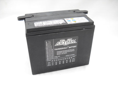 66007-84B AGM SEALED 12V BATTERY