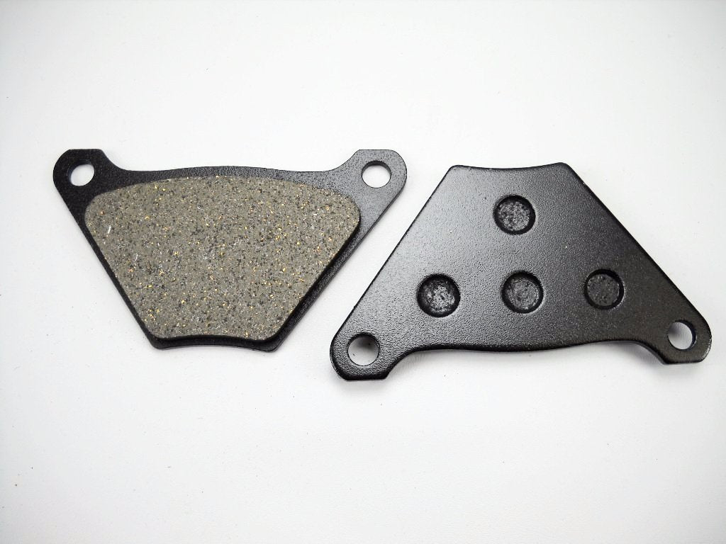 44005-78A & 44135-74A SHOVELHEAD FRONT AND REAR BRAKE PADS
