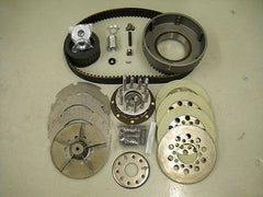 1941-1954 3 & 5 STUD KNUCKLEHEAD PANHEAD BDL BELT DRIVE & CLUTCH INSTALLATION KIT