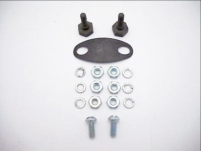 1942-1945 KNUCKLEHEAD FLATHEAD DELCO REMY HORN MOUNTING KIT