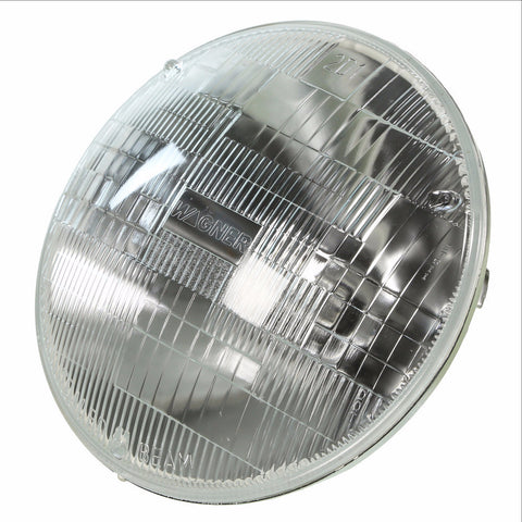 67717-48A Panhead 6006H 6-Volt Halogen Sealed Beam Headlamp