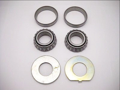 48300-60 KIT PANHEAD SHOVELHEAD 1960-1984 NECK BEARING KIT FOR BIG TWINS USA MADE