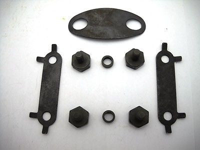1951-1954 PANHEAD DELCO REMY PARKERIZED HORN MOUNTING KIT