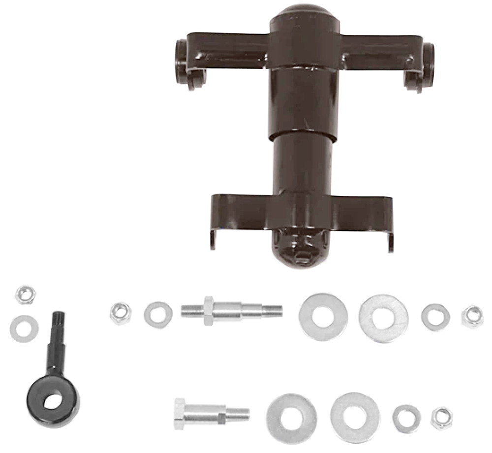 54200-45A Old 14000-45A Shock and Installation Kit Black