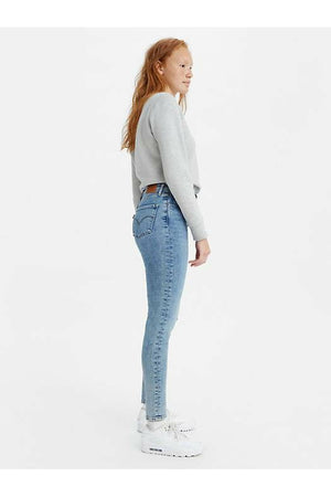 Levi's 721 High Rise Skinny - Good Morning