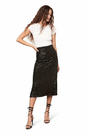 BB Dakota Starry Night Skirt