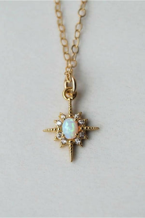 Wander + Lust Jewelry  Keira Star Necklace
