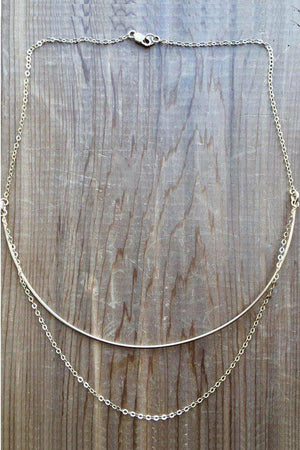 Jessica Matrasko Fortuna Necklace