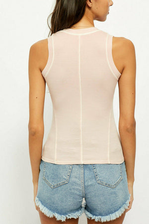 Free People U Neck Tank