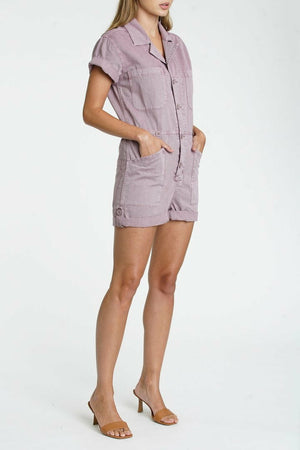 Pistola Parker Field Suit Short - Lilac Dust