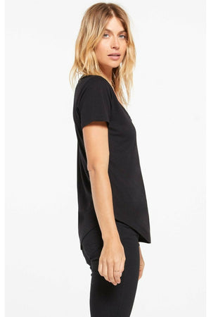 Z Supply Kasey Modal V Neck Tee