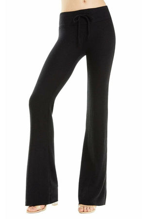 Wildfox Tennis Club Pant - Jet Black