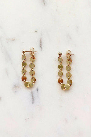 Jessica Matrasko Jewelry Mary J Stud Earrings