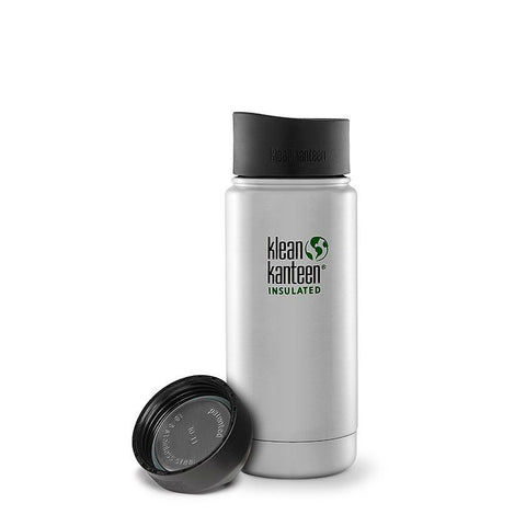 klean kanteen 16 oz wide mouth insulated bottle