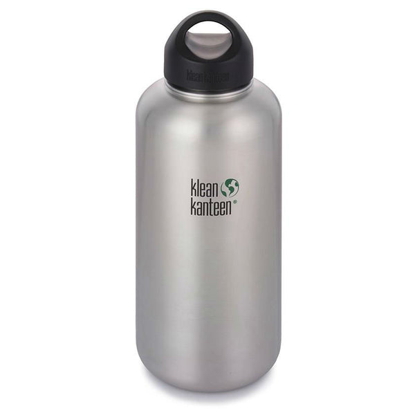 Klean kanteen 64 ounce wide-mouth bottle