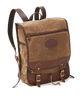 Frost River premium mesabi range pack with leather accents