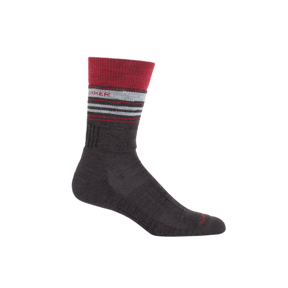 Icebreaker Hike Crew Sock Medium