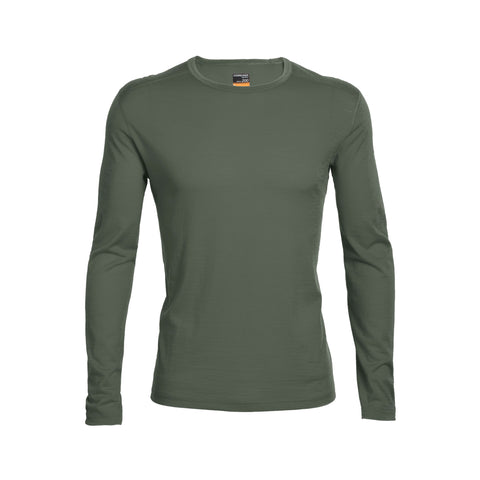 Icebreaker Oasis Crewe long sleeve top cargo