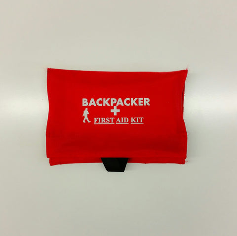 Backpackers First Aid Kit