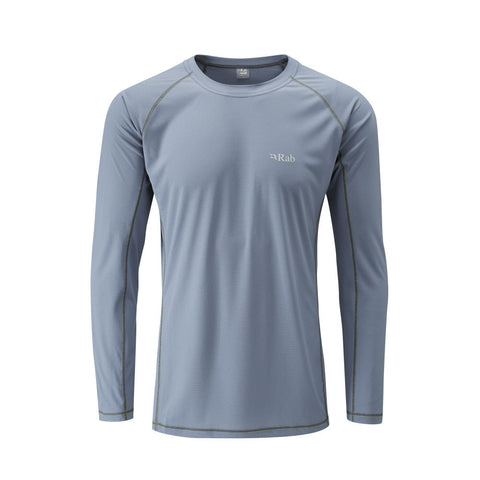 Rab interval long-sleeve crew neck tee