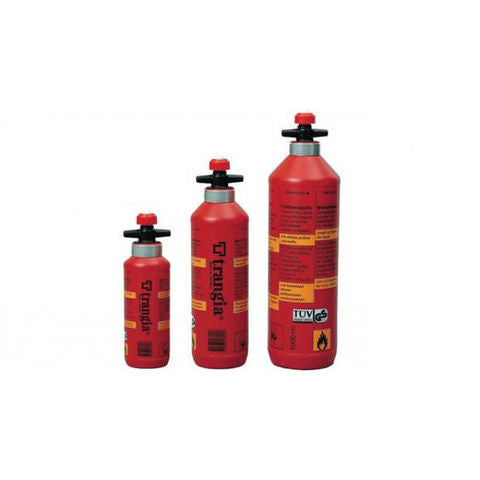 multi-fuel bottles in three sizes 300ml 500ml 1000ml