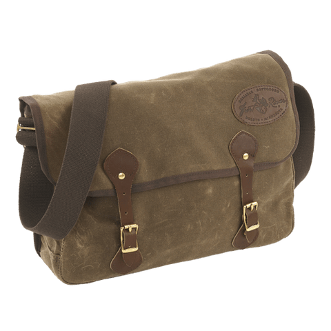 Frost River brief messenger bag