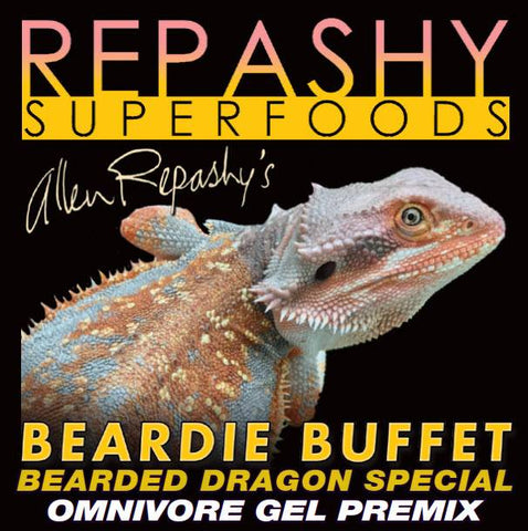 Beardie Buffet Reptile Gel