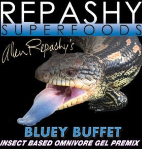 Bluey Buffet Reptile Gel