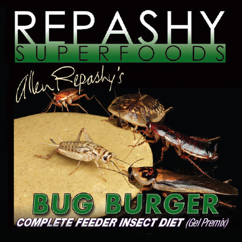 Bug Burger Gel