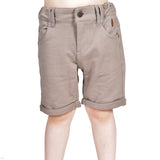 Walkshorts en French Terry (Terracotta) | French Terry walkshorts (Terracotta)