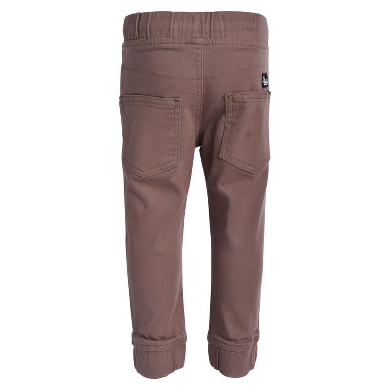 Pantalon Jogger (Sable Brun) | Jogger pants (Brown Sand)