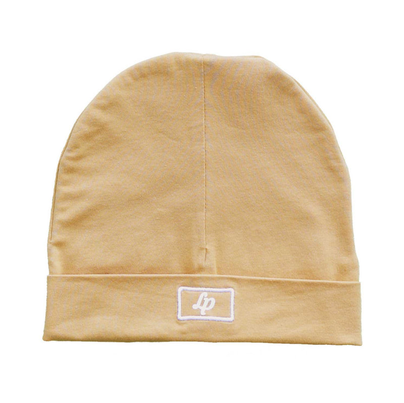 Tuque Boston en coton (V20 Jaune Doré) | Boston cotton beanie (V20 Golden Yellow)