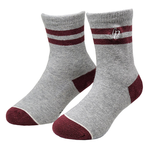Bas (Gris Mixte) | Socks (Heather Gray)