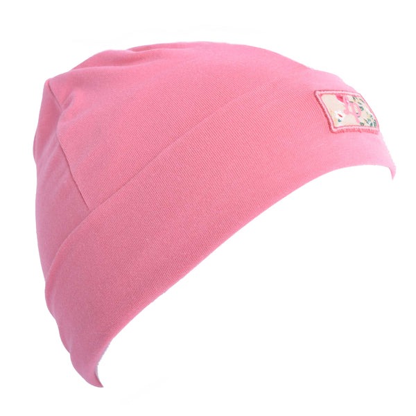 Tuque Boston en coton (V20 Rose Nouveau - Logo Varèse) | Boston cotton beanie (V20 New Pink - Varese Logo)