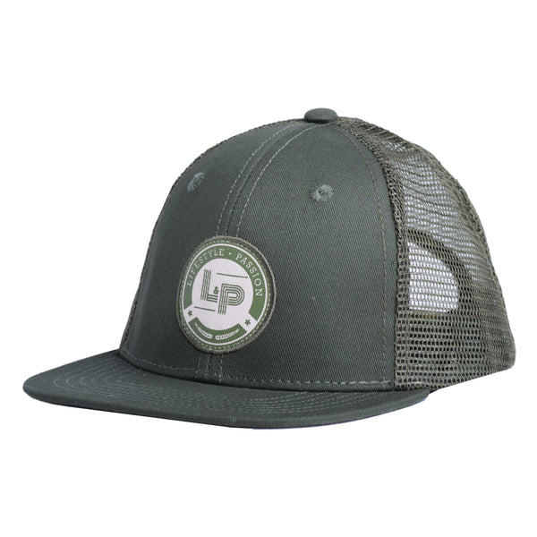 Casquette Snapback (Royale Green) | Snapback cap (Royale Green)