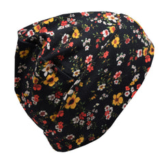 Tuque Boston en coton (V20 Fleuri Florence) | Boston cotton beanie (V20 Florence Floral)