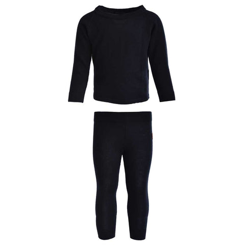ENSEMBLE DE SOUS-VÊTEMENTS THERMIQUES EN LAINE MÉRINOS | THERMAL UNDERWEAR SET IN MERINO WOOL