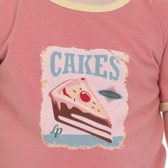 Chandail manches courtes (Cakes) | T-shirt (Cakes)