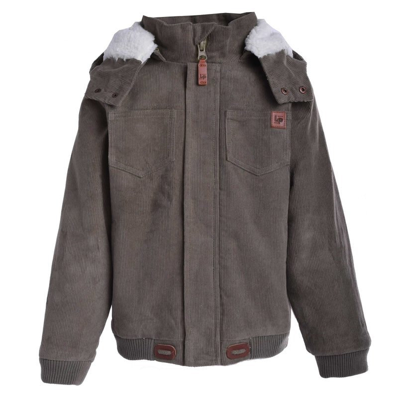 Manteau de ville d'hiver (Boys S5) | Urban winter jacket (Boys S5)