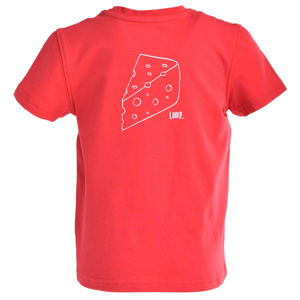 Chandail manches courtes (Cheese) | T-shirt (Cheese)