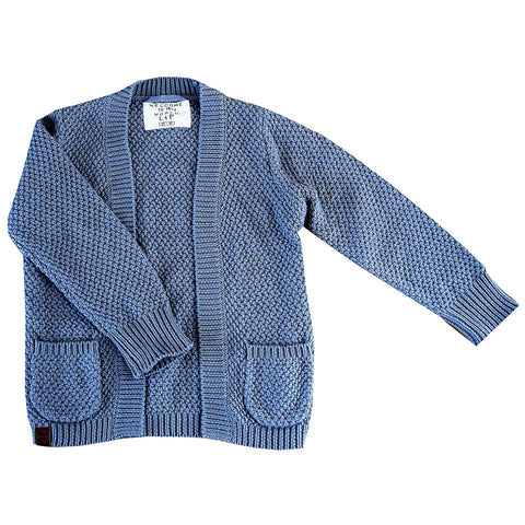 Veste en tricot filles pour bébés/enfants (Cardigan) | Girls knit cardigan for babies/children (Cardigan)