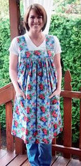 One Size Fits Most Pinafore Apron