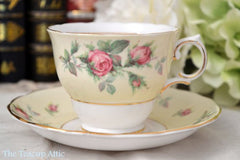Vintage Tea Cup and Saucer from Tea Cup Attic