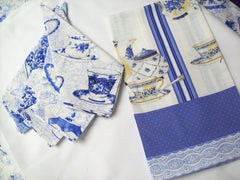 Afternoon Tea Napkins and Tea Towel