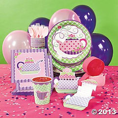 Childrens Tea Party Supplies