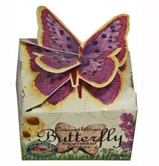 Butterfly Cookies in Gift Box