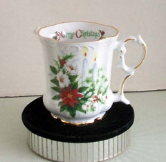 Christmas Candles Victorian Tankard