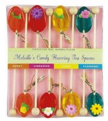 Box of Flavored Tea Spoons